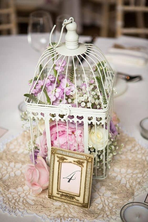 fleurs cage oiseaux