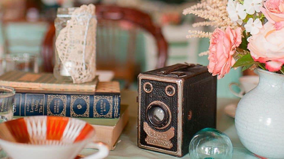 inspiration un mariage vintage et romantique save the deco. Black Bedroom Furniture Sets. Home Design Ideas