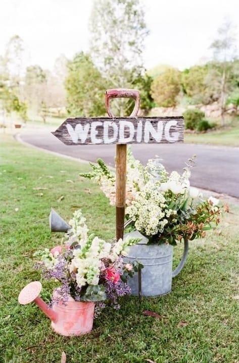Mariage Inspiration Pour Une Decoration De Jardin Originale Save