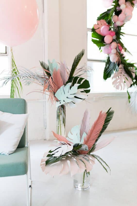Inspiration Une Tropical Party Save The Deco