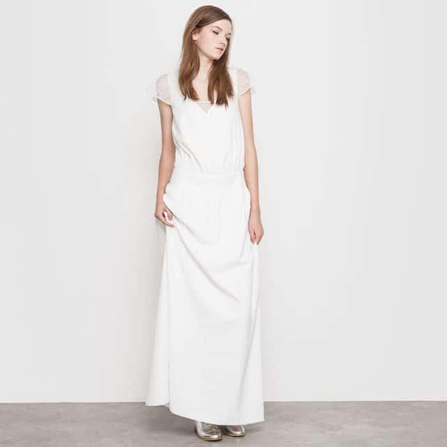 robe de mariée pas cher la redoute