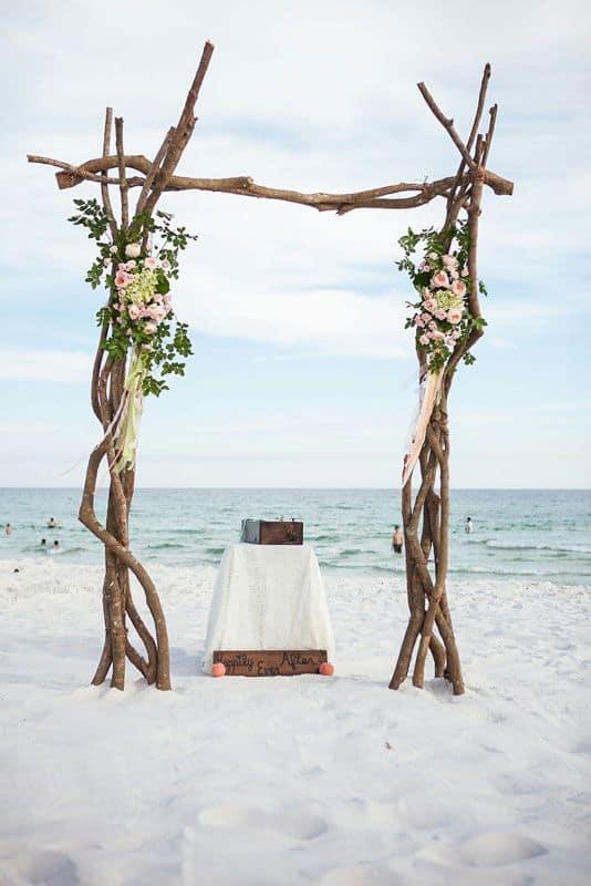 Fabulous Inspiration : Un mariage sur la plage – Save The Deco OA27