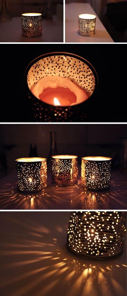 conserve diy lanterne