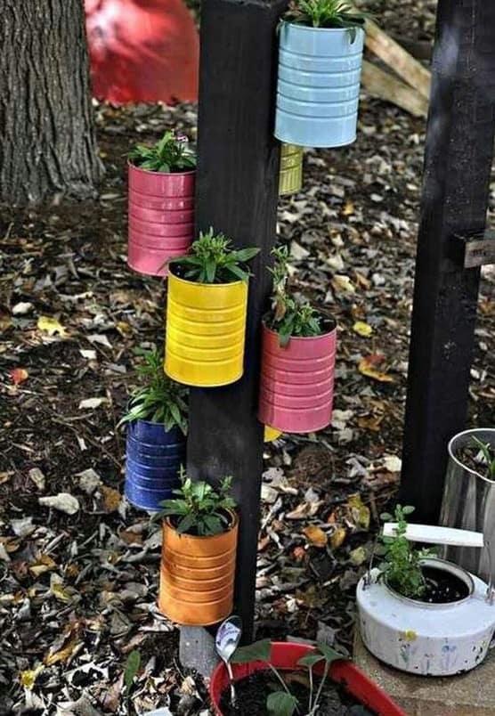 DIY : 5 idées canons pour recycler vos boîtes de conserve ...