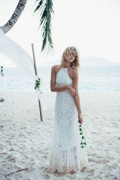 Inspiration : Un mariage sur la plage