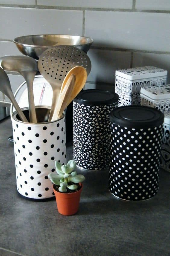Diy 5 Idees Canons Pour Recycler Vos Boites De Conserve Save The