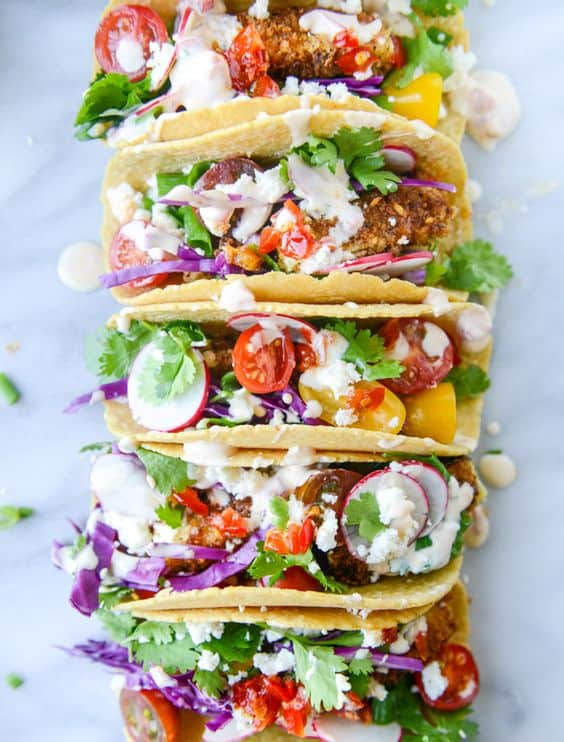 Inspiration : Une tacos party!