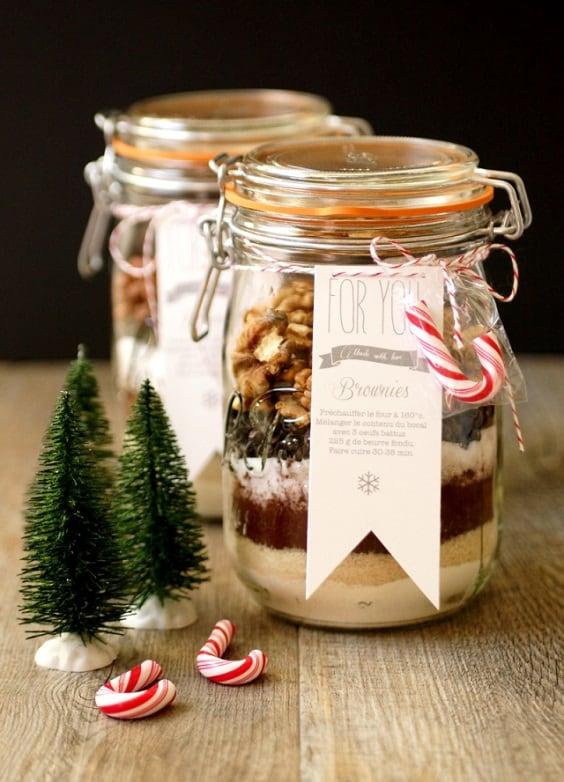 brownies Jar 564