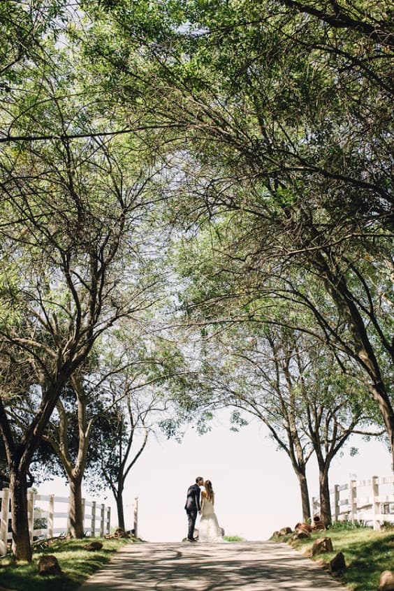 Inspiration : Un mariage en plein air