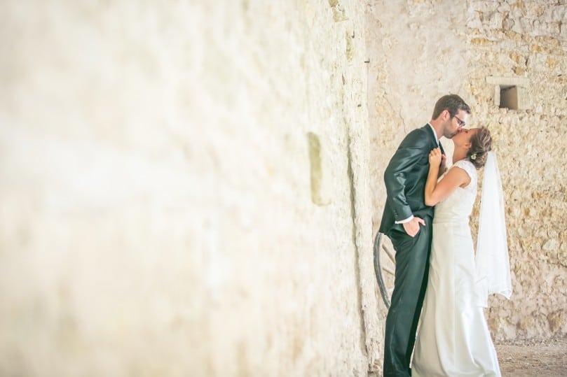 Béatrice et Thibaut, leur mariage nature chic