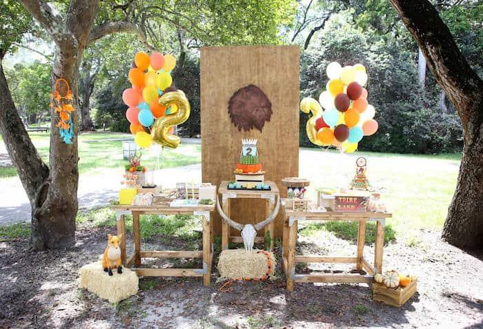 Bohemian-Camping-Themed-Birthday-Party-via-Karas-Party-Ideas-KarasPartyIdeas_com60