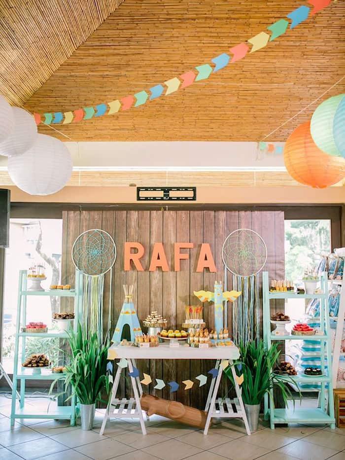 Camp-Rafa-Pow-Wow-1st-Birthday-Party-via-Karas-Party-Ideas-KarasPartyIdeas_com34