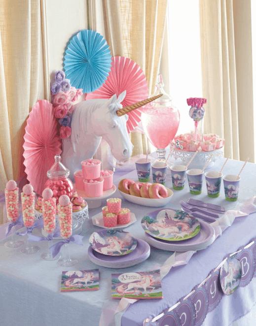 table-fete-licorne