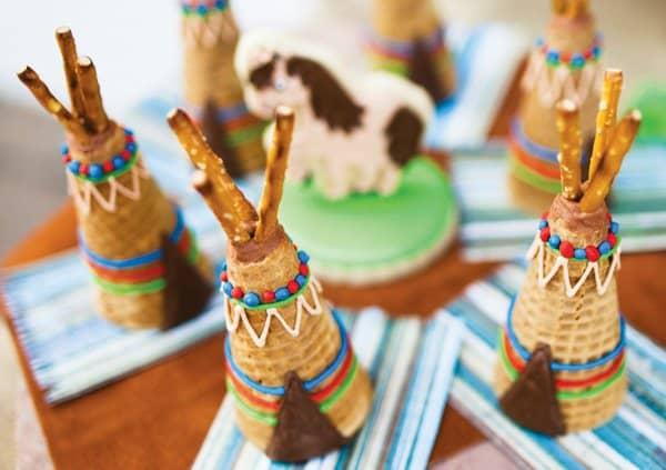 indian-tee-pee-ice-cream-cones
