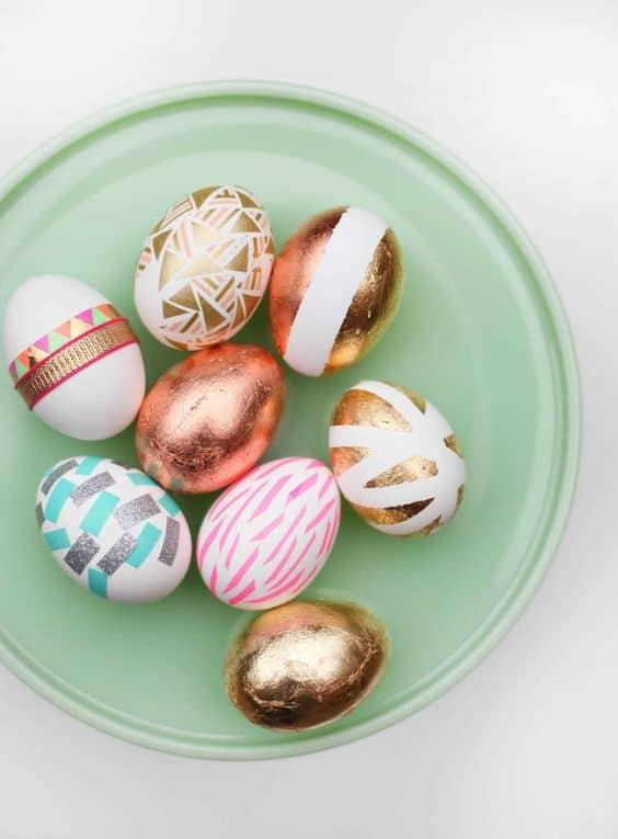 Comment organiser une jolie décoration pour Pâques ?