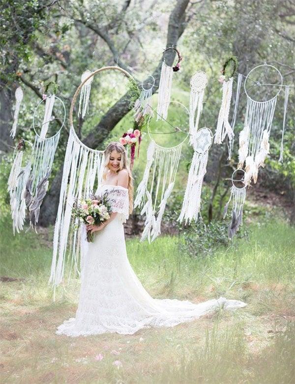 6 astuces et conseils pour un mariage bohême