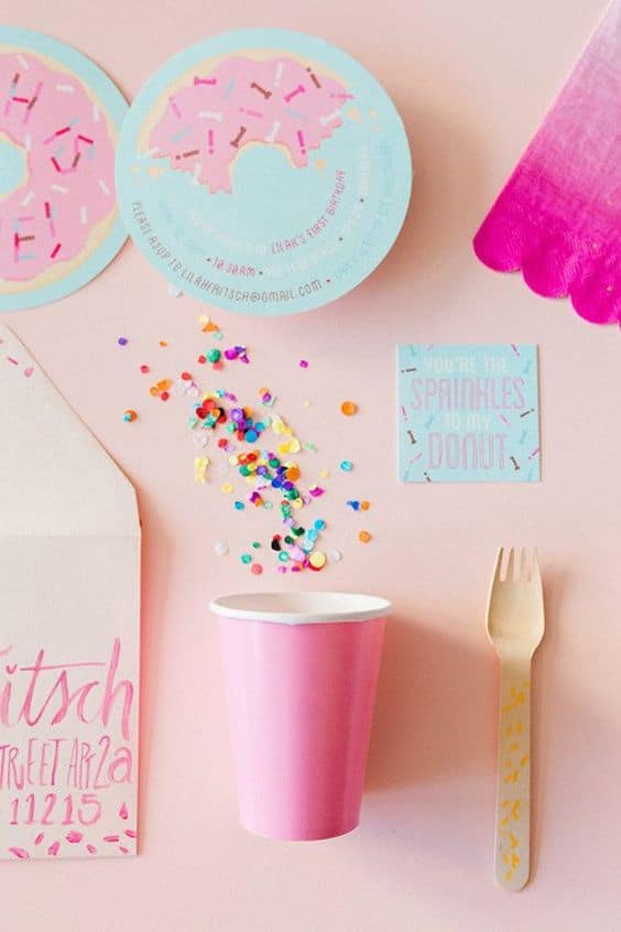 Pastel Party for a Pretty Birthday !