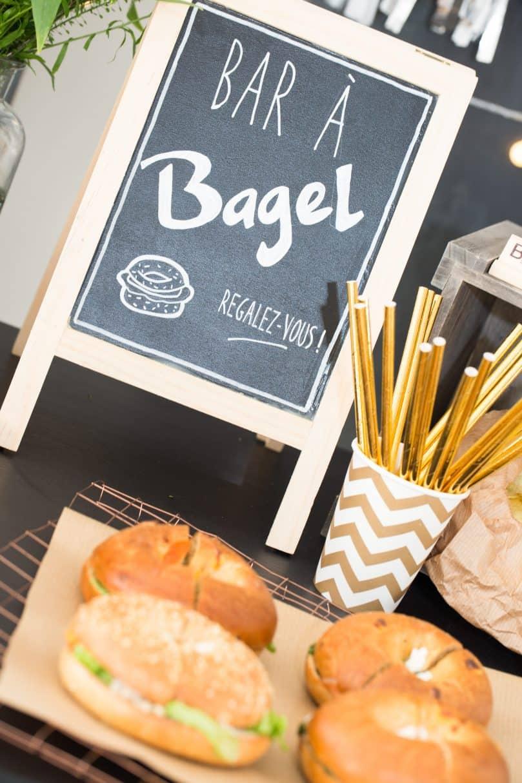Une idée de Bar tendance…? Le Bar à Bagels ! 🍩
