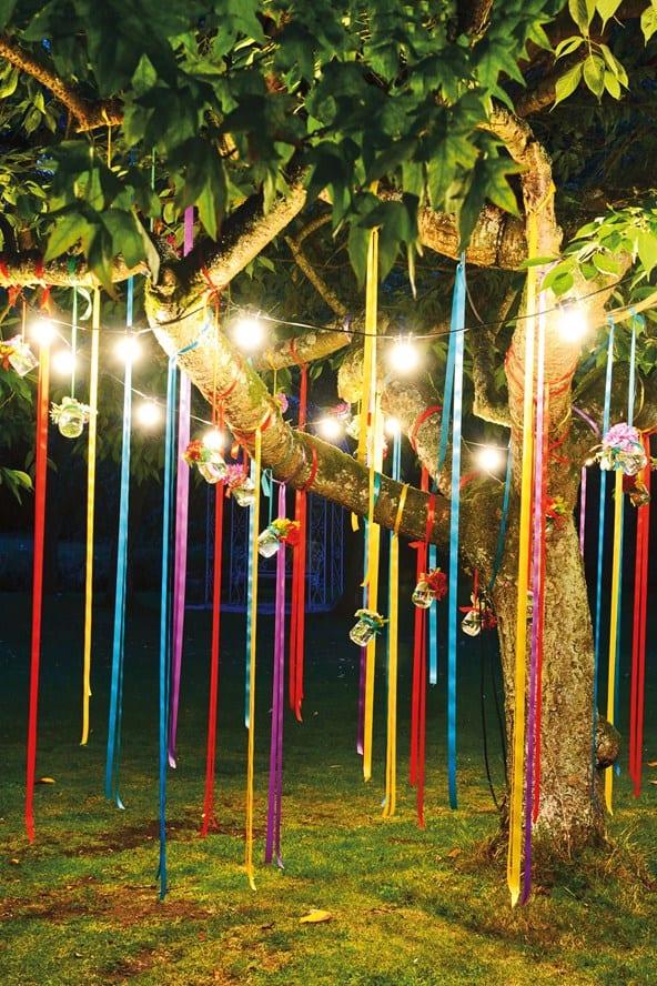 5 conseils pour une Garden Party colorée RÉ-USSIE! - Save The Deco