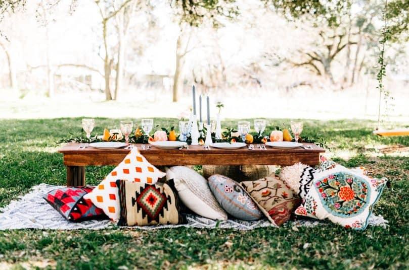 5 conseils pour une Garden Party colorée RÉ-USSIE!