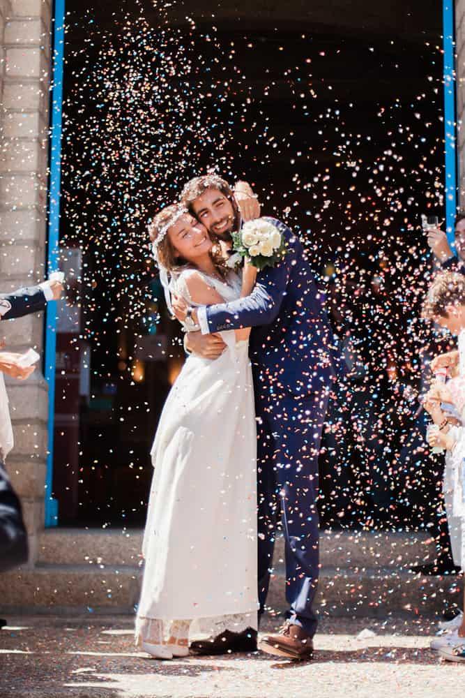 Quelle quantité de confettis pour une sortie de cérémonie MÉMORABLE ?