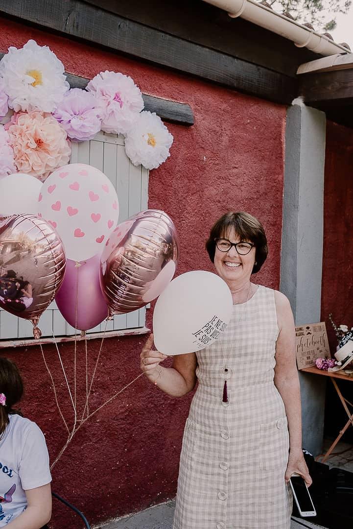 Les 60 ans de Brigitte (alias Bribri ;) ) – anniversaire boho
