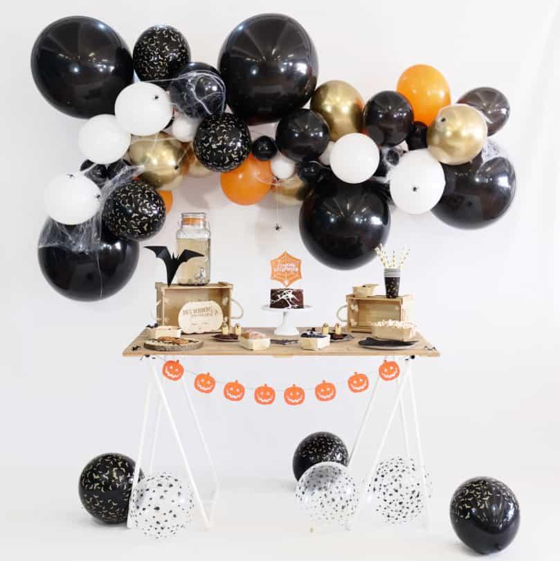 Décoration fête Halloween drôle, traditionnel & tendance !