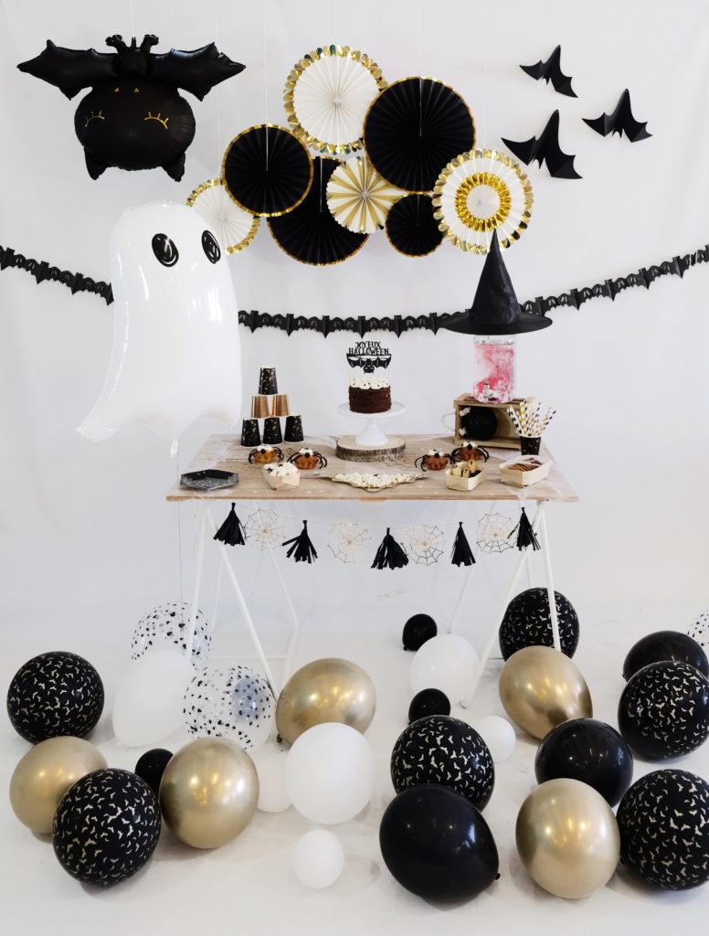 Décoration de fête Halloween chic & tendance - Save The Deco