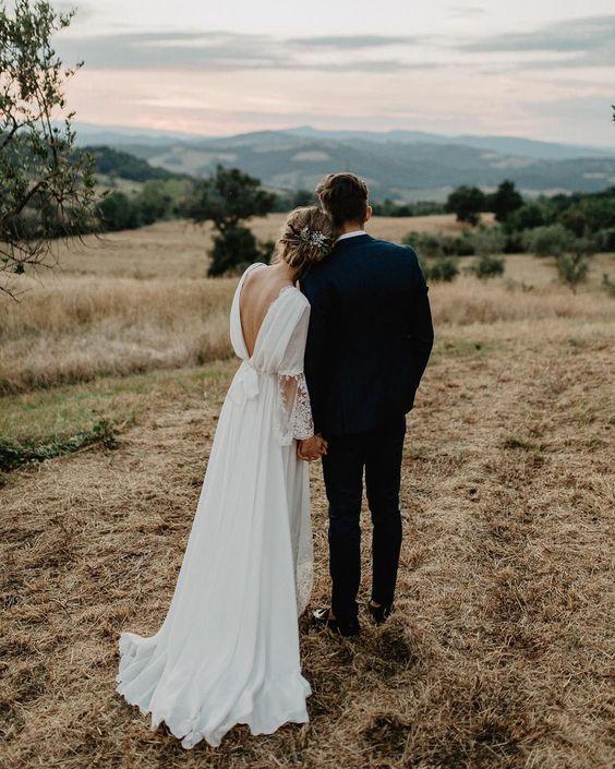 Un mariage version Elopement